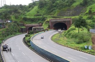 Pictured: Mumbai-Pune Highway