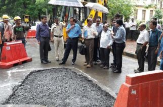 BMC's claim of 80% drop in pothole complaints may be far from the truth