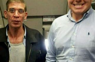 British man becomes famous after his selfie with EgyptAir hijacker goes viral