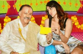 Alok Nath will be soon hosting a online chat show 'Sinskari' and the first guest celebrity is Iranian beauty Mandana Karimi
