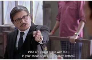 Annu Kapoor's dialogue prompted Bata to file the suit. Picture Courtesy: Legally Indian