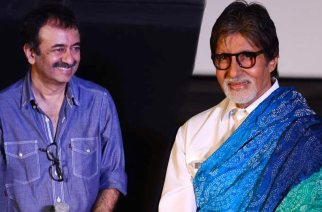 The BMC served notices to Amitabh Bachchan and Raju Hirani over illegal construction carried out outside their luxury bungalows (Picture Courtesy: cinenewz.com)