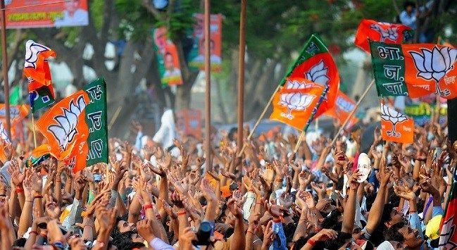 BJP candidate's win in Bhandup BMC bypoll takes its tally to 82, Sena stands at 84