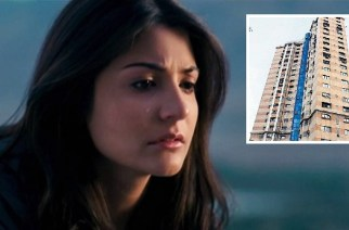 Anushka Sharma sent notice over installation of electric box in common area (inset: Badrinath Tower)