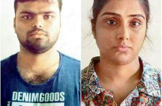 Sudarshan Patlekar &  Aarti Patlekar