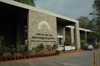 IIM Bangalore. Courtesy: eletsonline.com