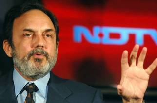 CBI raided the house of NDTV co-founder and executive co-chairperson Prannoy Roy