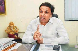 City BJP chief Ashish Shelar