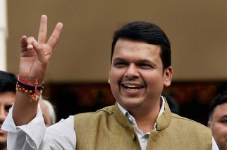 Maharashtra Chief Minister Devendra Fadnavis. Picture Courtesy: PTI