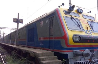 Mumbai's AC Local Train