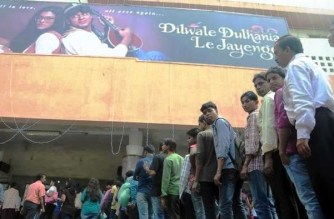 Maratha Mandir has been screening the Shah Rukh Khan and Kajol-starrer DDLJ ever since its release in 1995 (Representational Image)