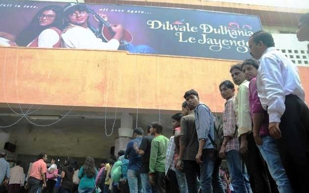 DDLJ's matinee show at Maratha Mandir cancelled for the first time in 22 years