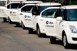 Ola Cabs in Mumbai