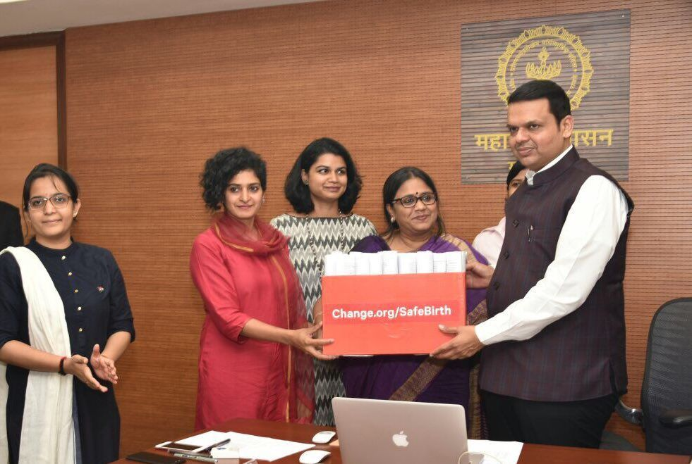 Fadnavis signs up as 'Decision Maker' on Change.org: Will engage with citizens, respond to issues