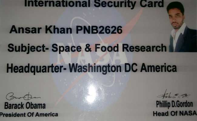 Youth arrested for faking Rs 1.8 crore NASA job, forging US President Obama's signature