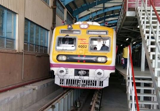 First 'Made In India' train to be flagged off by Suresh Prabhu from Churchgate on Saturday