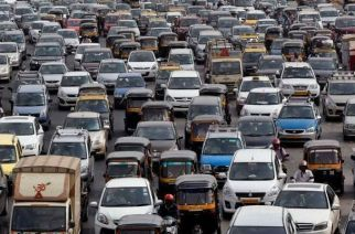 The move is part of government's efforts to curb congestion on the roads as well as reducing pollution (Representational Image)