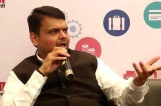 CM Devendra Fadavnis