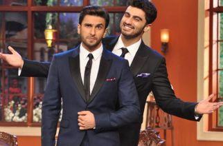 Ranveer Singh and Arjun Kapoor (Photo: Filmfare)