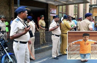 The 26-year-old was stabbed following a scuffle between two groups at Royal Smoke Sheesha Lounge in Goregaon (Inset: Mayur Panchal, Courtesy: The Free Press Journal)