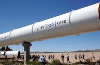 A hyperloop route requires high-density traffic to become viable as a means of rapid public transit (Representational Image)