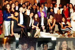 SRK's party for Tim Cook