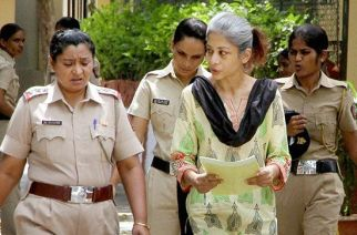 Indrani went to the Nagpada police station at around 12.30 am and submitted a written application (Picture Courtesy: Business Standard)