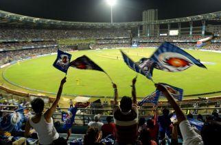 Wankhede Stadium.