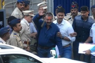 Sanjay Dutt was let out 8 months early on account of his good conduct