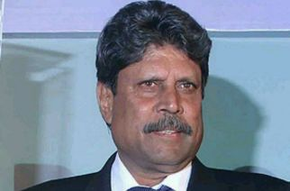 Former India's captain Kapil Dev
