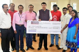Swades Foundation NGO contributing Rs 15 lakh towards Maharashtra CM's relief fund in March