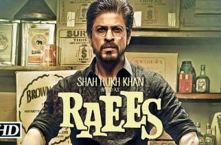 Poster of SRK's Raees