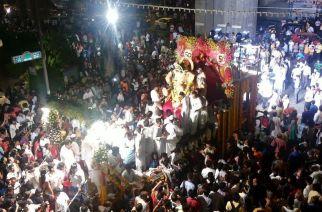 Andheri Cha Raja visarjan yatra 2015