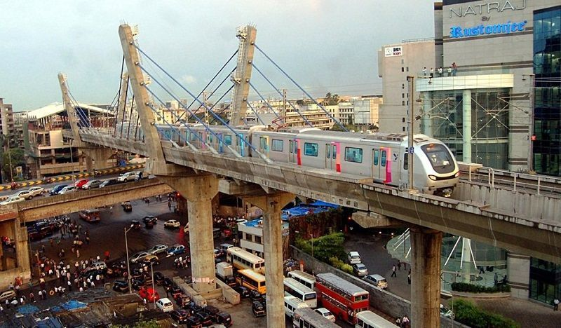 Metros will increase Mumbai's mass transport capacity from 70 lakh to over 1 crore