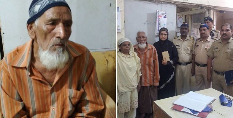 Mumbai Police reunite 68-year-old with family in 2 hours with the help of social media