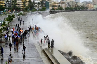 Mumbai to get 5 days of continuous rains