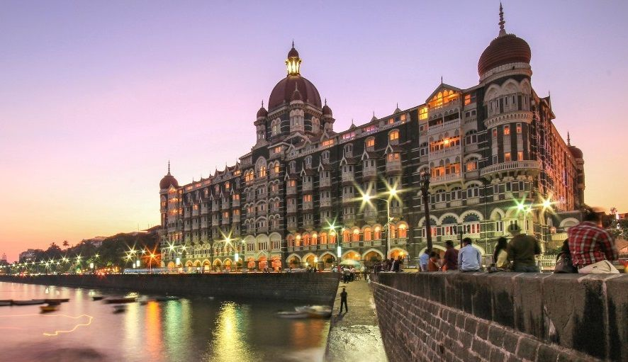 Mumbai's iconic Taj Mahal Palace becomes India's first trademarked building