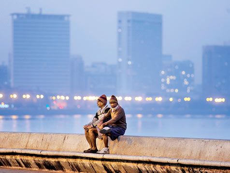 Mumbai's temperature falls to 13.6 degrees on Tuesday morning, lowest in a year