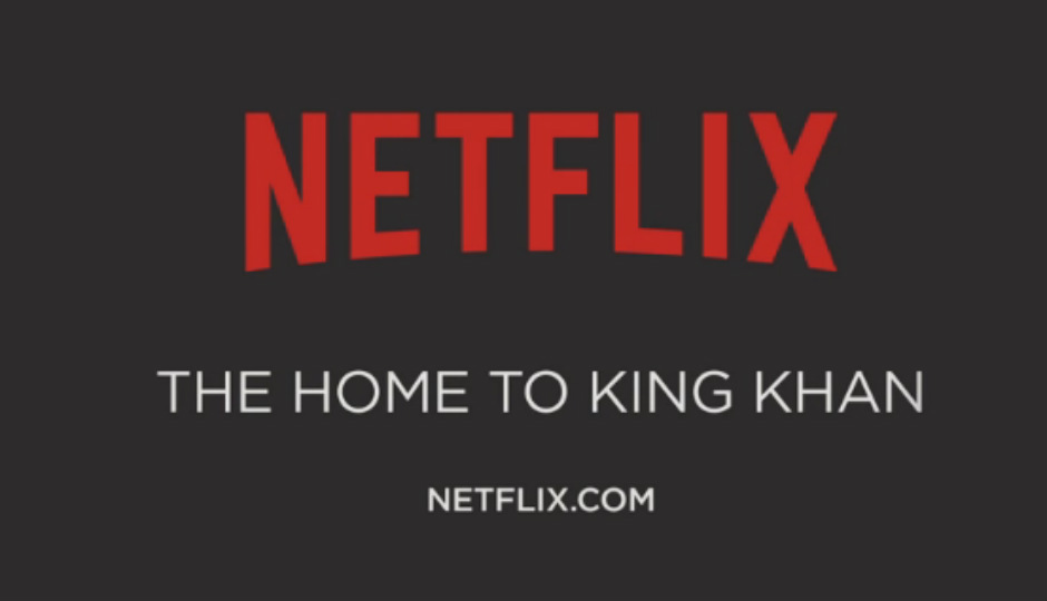 Netflix partners with Red Chillies to exclusively stream Shah Rukh Khan's films