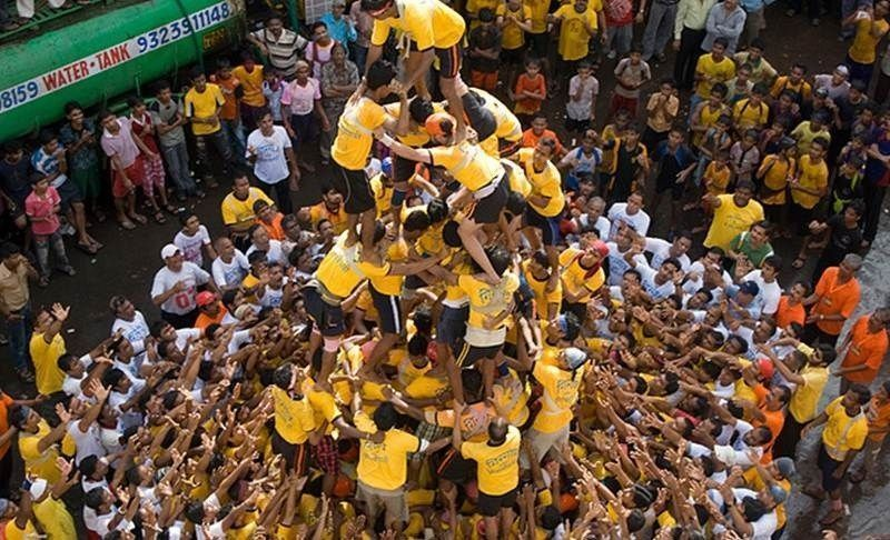 No 20 ft height restriction for Dahi Handi this year, age limit reduced from 18 to 14 years