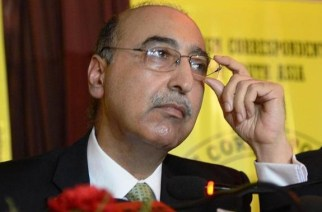 Pakistan High Commissioner Abdul Basit