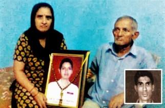 Preeti Rathi's family (inset: Ankur Panwar)
