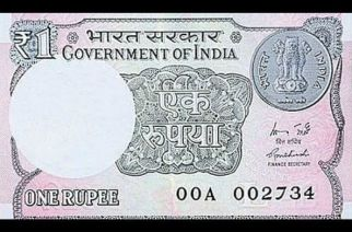 RBI will soon put new one rupee notes into circulation