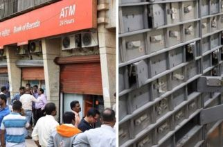 Navi Mumbai police has formed multiple teams to nab the culprits (Bank of Baroda branch in Navi Mumbai. Courtesy: PTI)