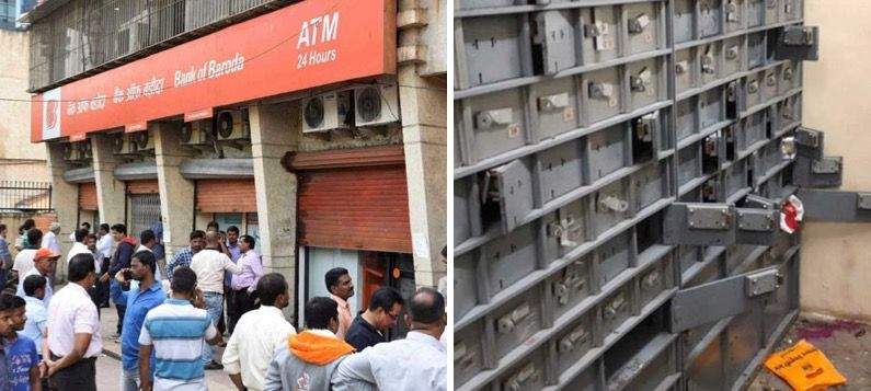 Robbers dig 25 ft tunnel to reach bank vault, steal valuables worth crores in Navi Mumbai