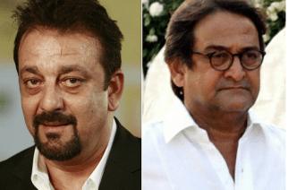 Sanjay Dutt and Mahesh Manjrekar