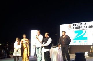 Sanjay Dutt at the World Environment Day event in Bandra