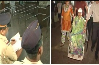 The incident took place on Sunday night (Picture Courtesy: ANI)