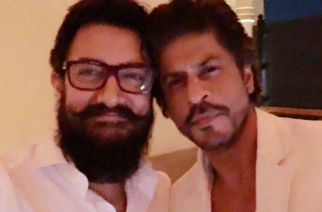 SRK, Aamir posing together for the first time