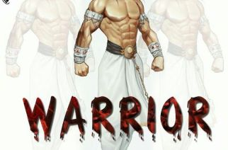 A fan made poster of SRK's warrior avatar. Image: Aftab